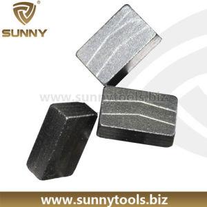 Stone Cutting Honest Friend Diamond Cutting Granite Segments (SYY-DGS07) pictures & photos