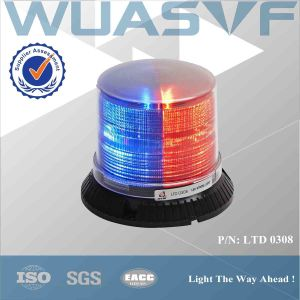 Blue/Amber/Red/White LED Warning Strobe Beacon pictures & photos