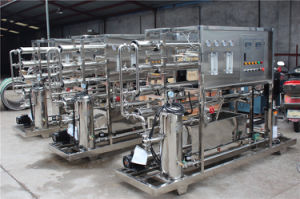 Water Purification Water Treatment Water Filter Reverse Osmosis System Equipment pictures & photos