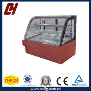 Glass Cake Display Cooler (CE Approved) pictures & photos