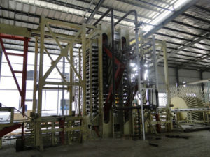 MDF Production Line Maker pictures & photos