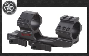 Tactical 30mm One Piece Quick Release Scope Picatinny Cantilever Qd Mount Ring pictures & photos