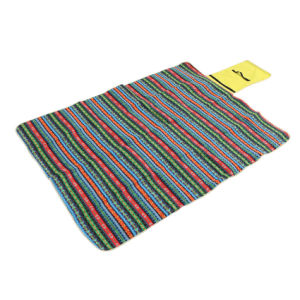 Korea Case Style 160g Fleece Picnic Mat for Camping (MC2004A) pictures & photos