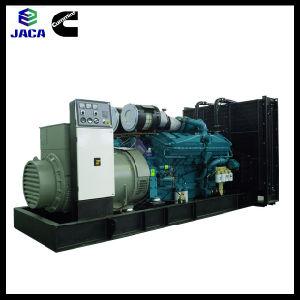 Cummins/Deutz/Doosan/Volvo/ Diesel Generator with Efficient Cummins Engine
