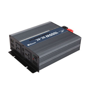 1000W Intelligence Inverter 24V 220V Power Supply DC to AC Inverter