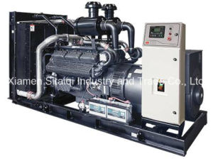 Shangchai W Series Diesel Generator Set for Power Range 600kw pictures & photos