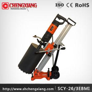 Cayken 165mm Concrete Core Cutting Drilling Machine, Handheld Core Drill Machine (SCY-26/3EBMI) pictures & photos