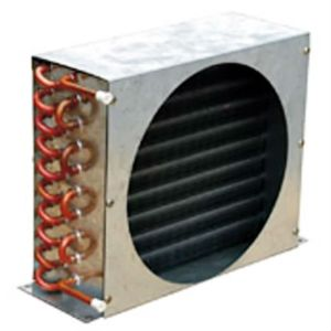 Fin Type Condenser for Refrigeration System pictures & photos