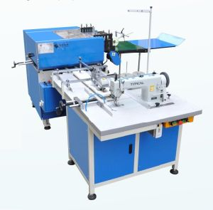 Automatic Paper Sewing and Folding Machine - Reverse Type pictures & photos