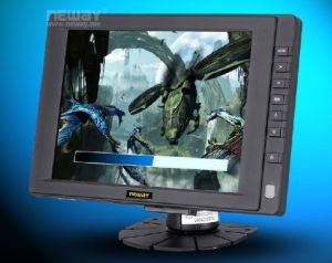 "With VGA, With AV Input 8"" LCD Monitor"