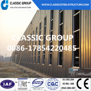 Water Resistance Prefabricated Light Steel Structure Frame Warehouse pictures & photos