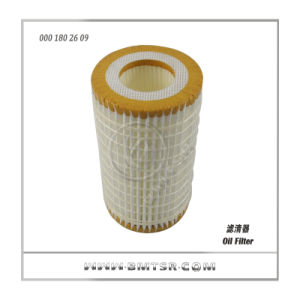 China Auto Car Oil Filter with O Ring for Benz S Class W220 000 180 26 09 001802609 pictures & photos