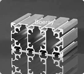 Aluminum Extrusion 80160 Series for Conveyor Support Rack pictures & photos