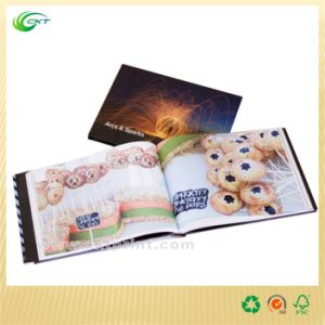 Custom Catalog/Brochure/Booklet Printing for Snack (CKT-BK- 315)