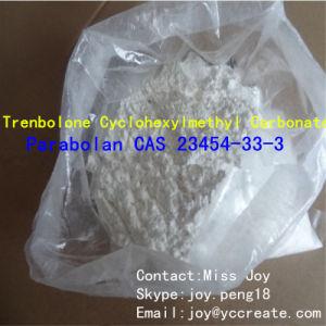 Parabolan Cutting Cycle Steroid Trenbolone Cyclohexylmethyl Carbonate CAS 23454-33-3 pictures & photos