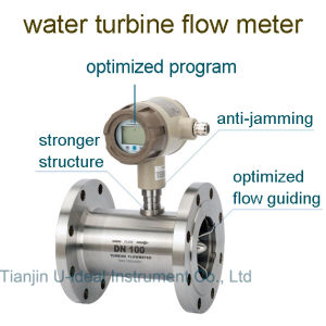 Vortex Flow Meter for Nitrogen, Steam pictures & photos
