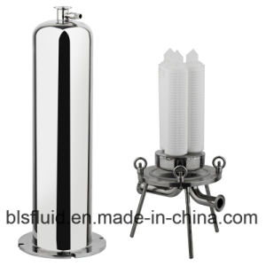 Stainless Steel Industrial F-Gsl Microporous Membrane Filter pictures & photos
