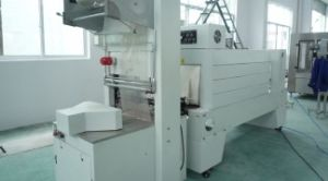 Semi-Automatic Thermal Sleeve Shrink Wrapping /Packaging Machine (BZJ-5038B & BSE-5040) pictures & photos