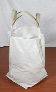 White Fabric PP Container Bulk Bag pictures & photos