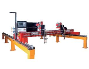 CNC Flame / Plasma Cutting Machine (Economical Type) pictures & photos