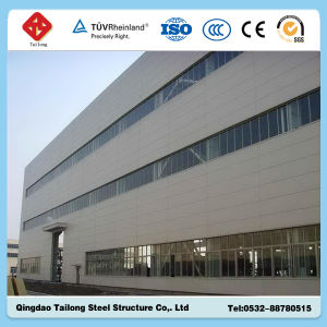 Good Design Light Steel Frame Structure Warehouse pictures & photos