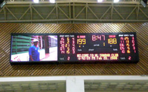 P16 Full Color LED Scoreboard for Sport pictures & photos