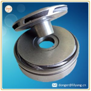 Ni-Resist Iron Casting, Shell Mold Casting, Steel Casting, Sand Casting pictures & photos