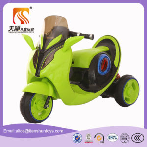 Red Color 3 Wheel Electric Motorcycle for Baby Wholesale pictures & photos