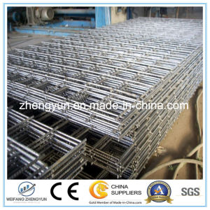 Factory Supply Rigid Welded Wire Mesh Fence Panel pictures & photos
