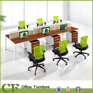 6 Seat High End Office Workstation Furniture CF-P89902 pictures & photos
