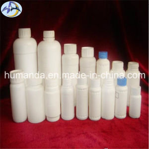 Clear Plastic Reagent Bottle for Laboratory