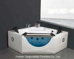 New Hot Sale Acrylic Massage Bathtub (KB203) pictures & photos