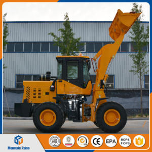 Long Time Warranty Construction Equipment Loader with Ce pictures & photos