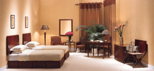 Wooden Hotel Room Furniture F1003