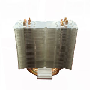 CPU Heat Sink with Copper Sintered Heat Pipes pictures & photos