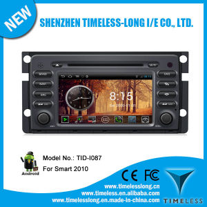 Car GPS Navigation for Benz Smart 2009-2010 with GPS iPod DVR Digital TV Box Bt Radio 3G/WiFi (TID-I087)