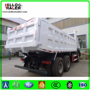 Sinotruk HOWO Dump Truck 8X4 Heavy Duty Sand Tipper Truck for Sale pictures & photos