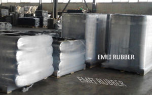 Stable Safety Recycled Rubber Sheet Roll pictures & photos