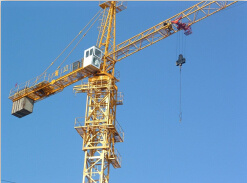 Jib Crane China Qtz80 (TC5613)
