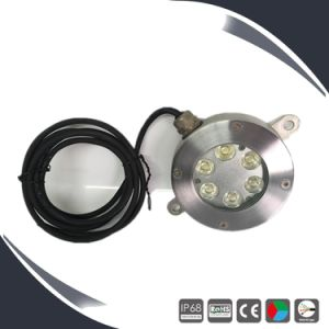 Marine 18W Underwater Lighting, LED Pool Light, LED Swimming Pool Light Niche pictures & photos