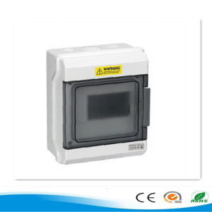 Hot Sale IP65 Waterproof ABS AC Distribution Box pictures & photos