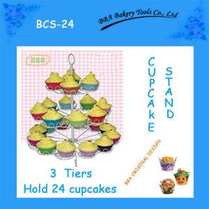BBA Acrylic Cupcake Stand (BCS-24)