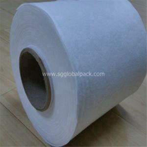 White Spunlace Cleaning Wipes Nonwoven Fabric pictures & photos