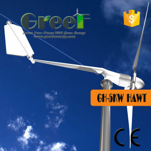 5kw Low Rpm Wind Turbine with Ce pictures & photos