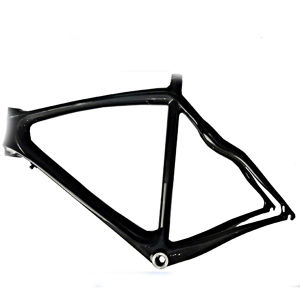 700c Top Quality En Standard Matt/ Shiny Clear Coating Full Carbon Road Bike Frame