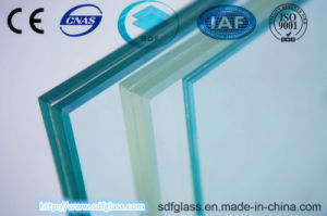 4.38 to 25mm Safety Tempered Laminated Glass pictures & photos