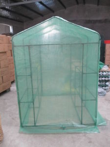 Garden Green House PVC PE Outdoor Flower Greenhouse pictures & photos