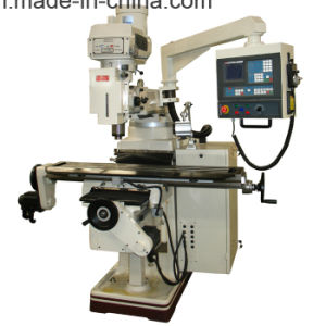 Knee Type CNC Milling Machine (XK6323A, XK6325) pictures & photos