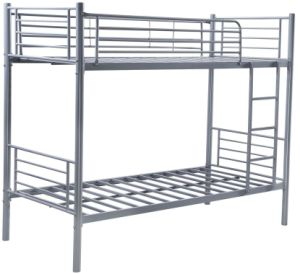 Wholesale Heavy Duty Metal School Student Worker Military Double Bed pictures & photos