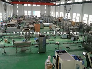 Factory Supplier Water Filling Packing Machinery pictures & photos